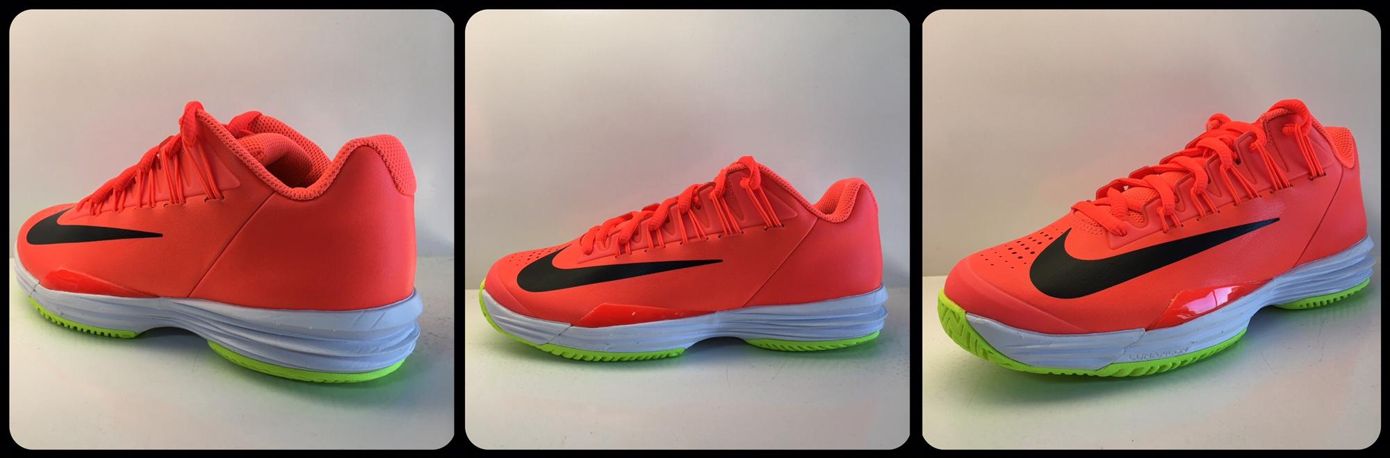 the best attitude 2abd1 41bfc Footwear Review  Nike Lunar Ballistec 1.5 – First Serve Tennis