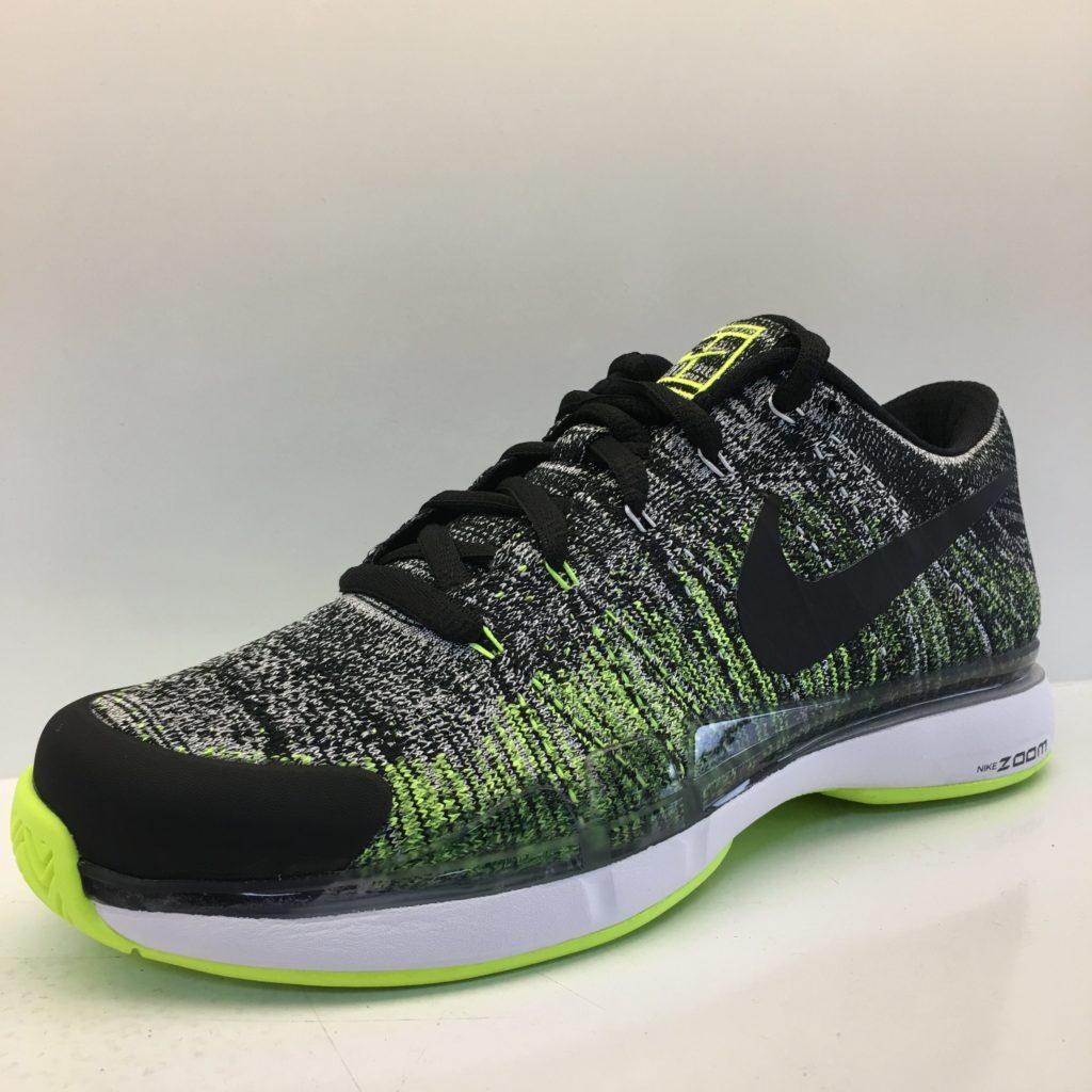 4b6964eccf6a Footwear Review  Nike Zoom Vapor 9.5 Flyknit – First Serve Tennis