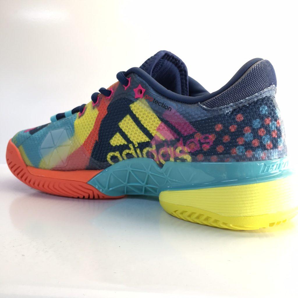 Adidas Barricade Pop Art Tennis Shoe